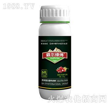 荔枝专用叶面肥瓶-霸尔绿博