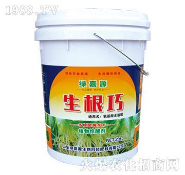 植物惊醒剂-生根巧-绿嘉源