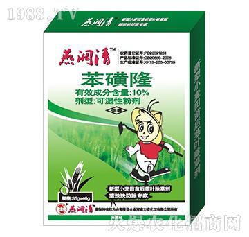 10%苯磺隆-燕阔清-力克化工
