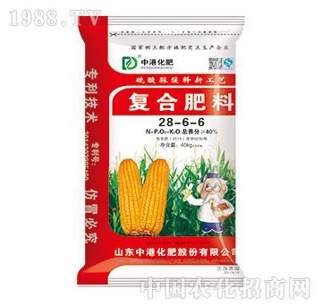 复合肥料28-6-6-