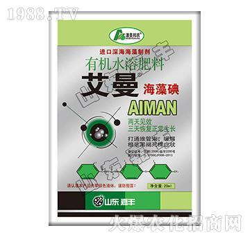 艾曼海藻碘-嘉丰