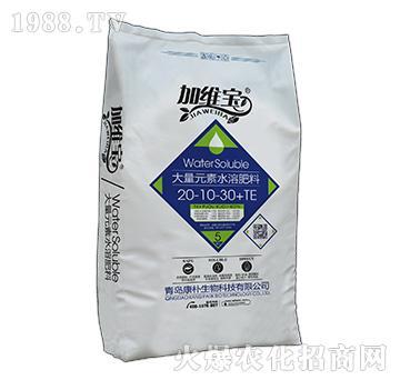 加维宝-大量元素水溶肥20-10-30+TE-康朴生物