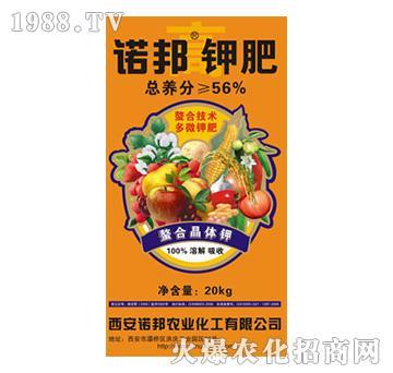 诺邦高钾肥-陕西诺邦