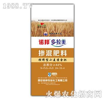 诺邦多拉美-掺混肥料24-16-4-陕西诺邦