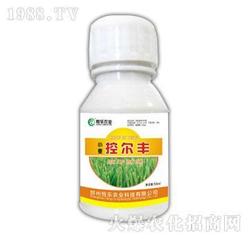 小麦控尔丰叶面肥-恒乐农业