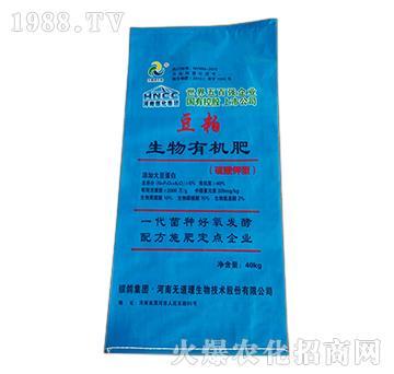 硫酸钾型豆粕生物有机肥-无道理