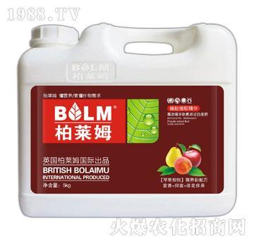 苹果梨桃专用营养新配方