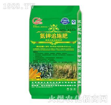 氮钾追施肥-归农-绿洲之星