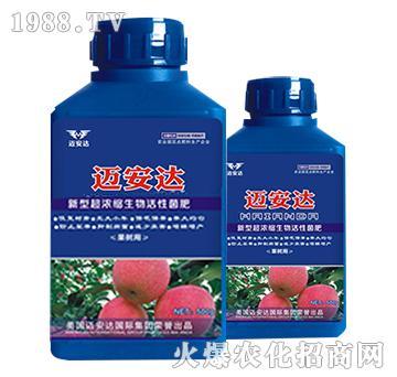 果树新型超浓缩生物活性菌肥(瓶)-迈安达