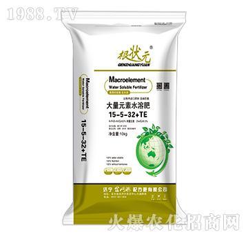 大量元素水溶肥15-5-32+TE-金网联
