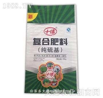 复合肥料20-5-20(50kg)-益生源