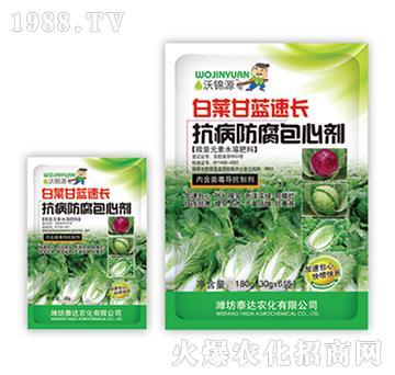 白菜甘蓝速长抗病防腐包心剂-泰达农化