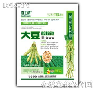 大豆粒粒饱-百士威