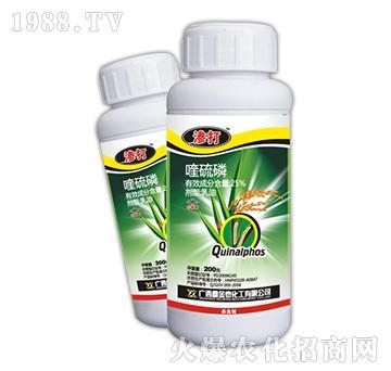 25%喹硫磷-渗打-正邦生物