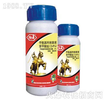 3.4%甲氨基阿维菌素苯甲酸盐-独舞-正邦生物