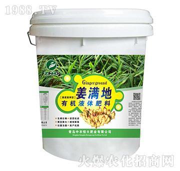 姜满地-有机液体肥料-