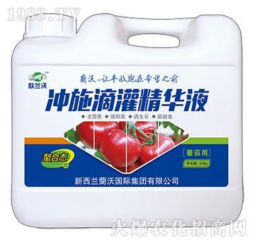 番茄专用冲施滴灌精华液