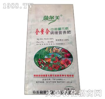 全鳌合调理营养肥-中农国控