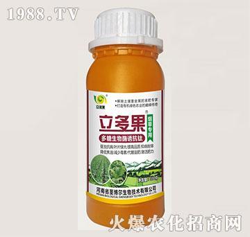 烟草专用叶面肥-多糖生物酶诱抗肽-立多果-圣博尔