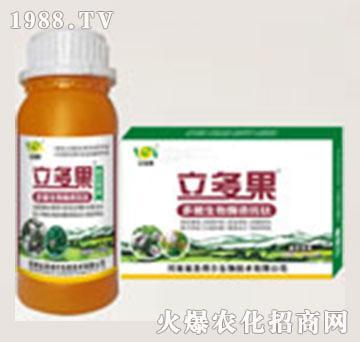 棉花专用叶面肥-多糖生物酶诱抗肽-立多果-圣博尔