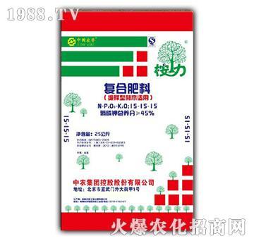 桉力桉树专用复合肥料17-17-17-沪航实业
