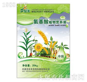 氨基酸植物营养液-内蒙古阜丰-金阜丰