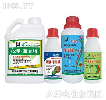 2甲草甘膦+滴酸草甘膦+草甘膦异丙胺盐-昊澜化工