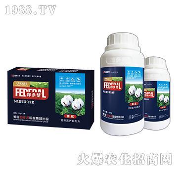 棉花多肽氨基蛋白液肥-