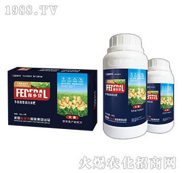 大姜多肽氨基蛋白液肥-