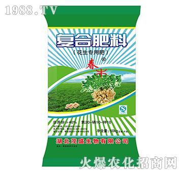 花生专用复合肥料20-