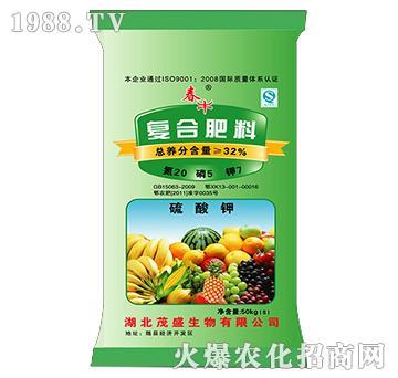 复合肥料20-5-7-
