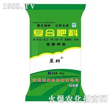 硫酸钾型复合肥料15-