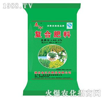 复合肥料24-6-10