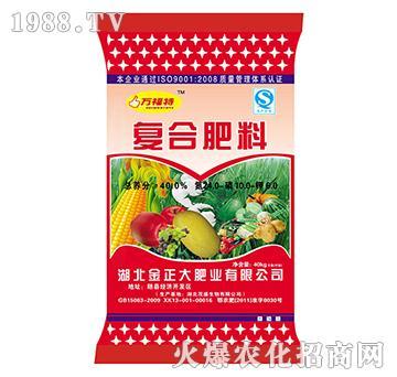 复合肥料24-10-6