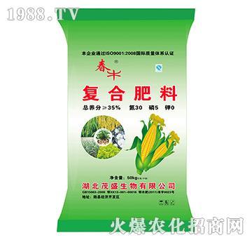复合肥料30-5-0-