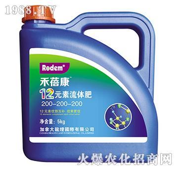 禾蓓康-12元素流体肥-龙灯