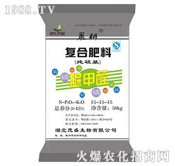 脲甲醛复合肥料15-1
