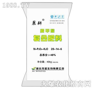 脲甲醛复合肥料28-14-6-晨耕-茂盛