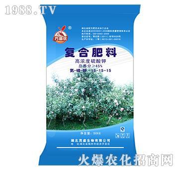 复合肥料15-15-15-万高优-茂盛