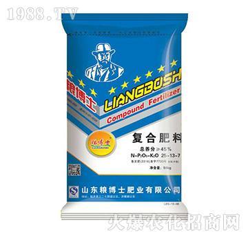 复合肥料25-13-7-粮博士-中港化肥