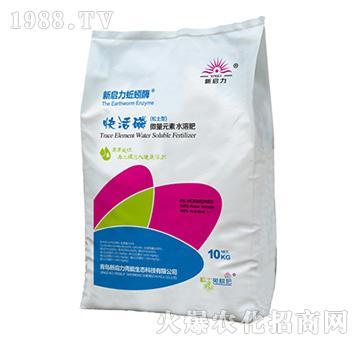 快活磷微量元素水溶肥-