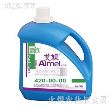 艾�Z水溶肥420-00