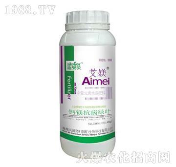 艾�Z-钙镁抗病绿叶-施