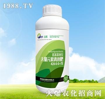 氨基寡糖型大量元素清液肥420-0-0+TE-利郎-施普乐