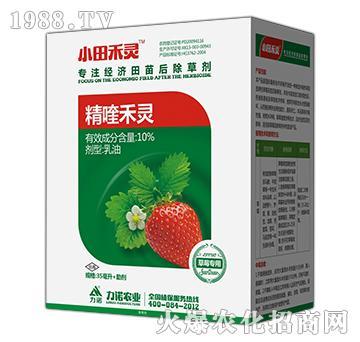 草莓专用精喹禾灵(盒装)小田禾灵-力诺农业