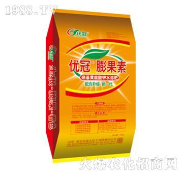 优冠膨果素-硝基黄腐酸钾水溶肥-盛大