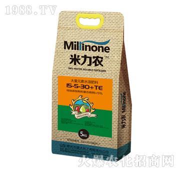 米力农-大量元素水溶肥15-5-30+TE-盛大