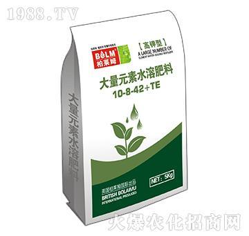 高钾型大量元素水溶肥料-柏莱姆