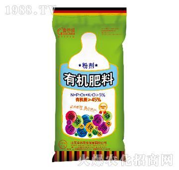 有机肥料粉剂-瓮福金谷