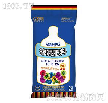 硫酸钾型掺混肥料15-
